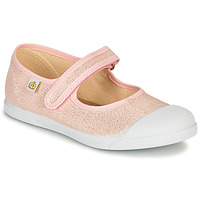 Shoes Girl Ballerinas Citrouille et Compagnie APSUT Pink