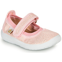 Shoes Girl Ballerinas Citrouille et Compagnie MIRABEL Pink