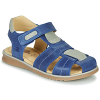 Shoes Boy Sandals Citrouille et Compagnie MABILOU Blue
