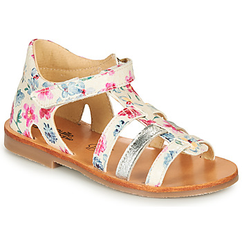 Shoes Girl Sandals Citrouille et Compagnie MIDINA Multicolour