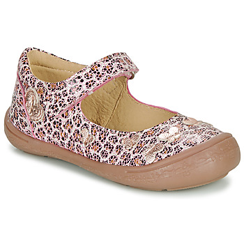 Shoes Girl Ballerinas Citrouille et Compagnie JALIPINE Leopard