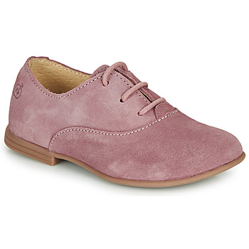 Shoes Girl Derby shoes Citrouille et Compagnie MISTI Pink