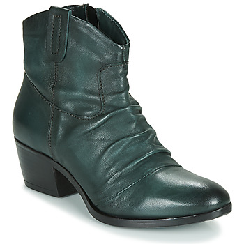 Shoes Women Mid boots Mjus DALLAS-DALLY Green