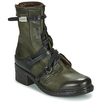 Shoes Women Mid boots Airstep / A.S.98 NOVA17 Green