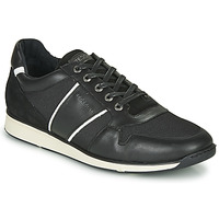 Shoes Men Low top trainers Redskins CADEAU Black