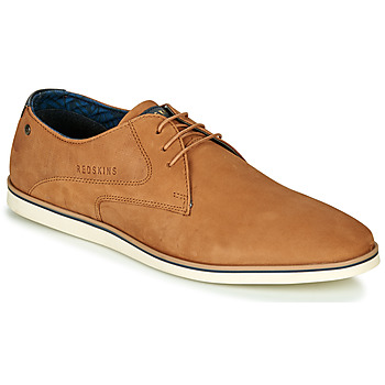 Shoes Men Derby shoes Redskins ISMAEL Cognac