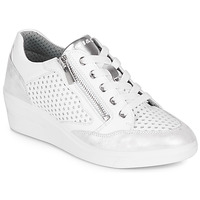 Shoes Women Low top trainers IgI&CO  White