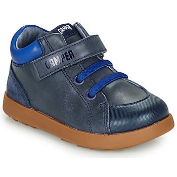Shoes Boy Low top trainers Camper Bryn FW Blue