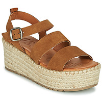 Shoes Women Sandals Musse & Cloud CARINA Brown