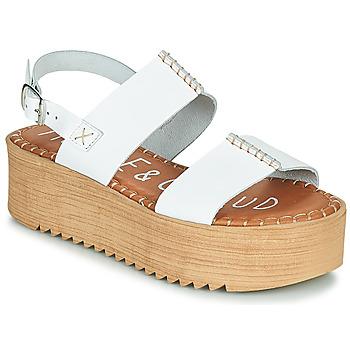 Shoes Women Sandals Musse & Cloud KILA White