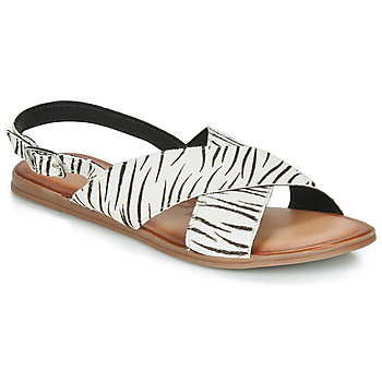 Shoes Women Sandals Gioseppo ISLIP Black / White