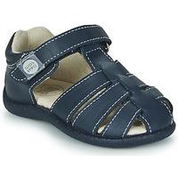 Shoes Boy Sandals Gioseppo LUINO Marine