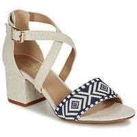 Shoes Women Sandals André PAOLITA Beige