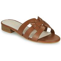 Shoes Women Sandals André PERPETUA Brown