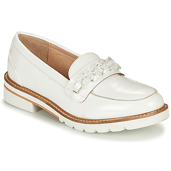 Shoes Women Loafers André EMA White
