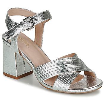 Shoes Women Sandals André JACYNTH Silver