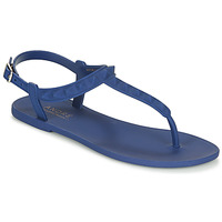 Shoes Women Sandals André HADEWIG Marine