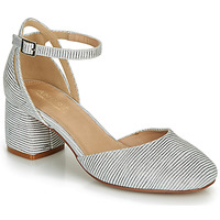 Shoes Women Ballerinas André MARITZIA Blue