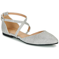 Shoes Women Ballerinas André MARTHA Blue