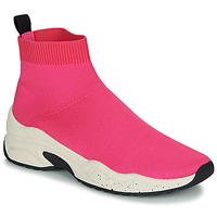 Shoes Women High top trainers André HARUNA Pink