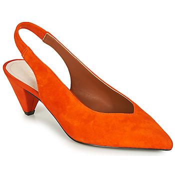 Shoes Women Court shoes André JAYLYN Orange