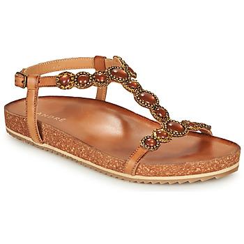 Shoes Women Sandals André ETHEL Camel