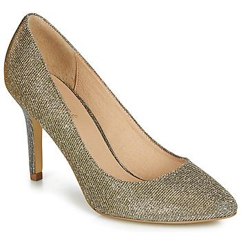 Shoes Women Court shoes André JENIF Gold