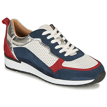 Shoes Women Low top trainers André HAVEN Marine