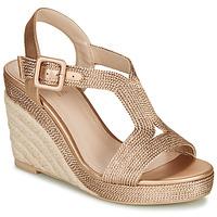 Shoes Women Sandals André PHOEBE Gold