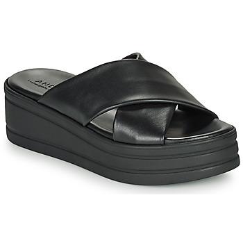 Shoes Women Sandals André ELVIANA Black