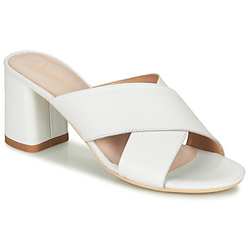 Shoes Women Sandals André JULITTA White