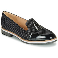 Shoes Women Loafers André EMOTION Black