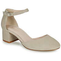 Shoes Women Court shoes André CILLY Beige