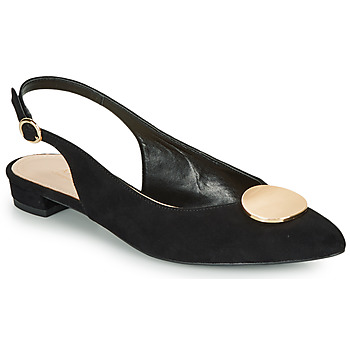 Shoes Women Ballerinas André JACQUOTTE Black
