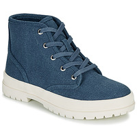 Shoes Women High top trainers André HANDE Marine