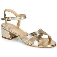 Shoes Women Sandals André VICTORIA Gold