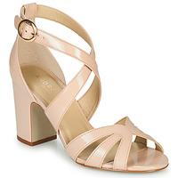 Shoes Women Sandals André VIGNE Nude