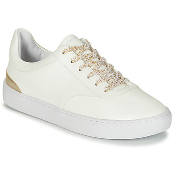Shoes Women Low top trainers André VIORNE White