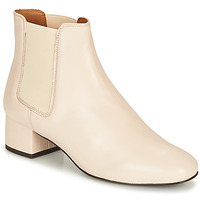 Shoes Women Mid boots André ECLAIRCIE White