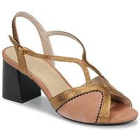 Shoes Women Sandals André LA MAGICIENNE Pink