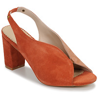 Shoes Women Sandals André L ILLUSIONISTE Pink