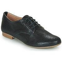 Shoes Women Derby shoes André COMPLICITY Blue