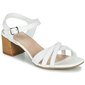 Shoes Women Sandals André MARJOLAINE White
