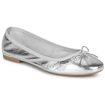 Shoes Women Ballerinas André PIETRA Silver