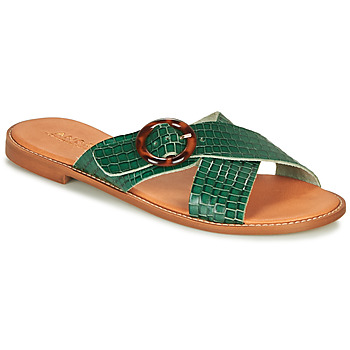 Shoes Women Sandals André BRAIDY Green