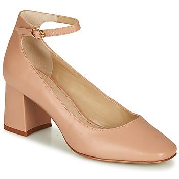 Shoes Women Court shoes André JASMINE Nude