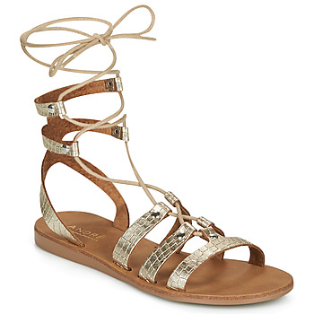 Shoes Women Sandals André BEA Gold