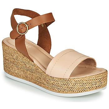 Shoes Women Sandals André BALADINA Pink