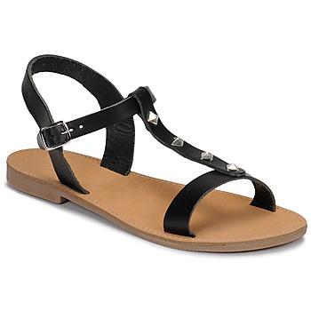 Shoes Women Sandals André DOMINOU Black