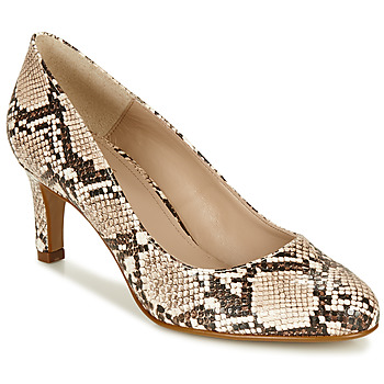 Shoes Women Court shoes André POMARA 2 Beige